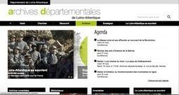 GénéInfos: Un site dédié pour les archives de Loire-Atlantique | GenealoNet | Scoop.it