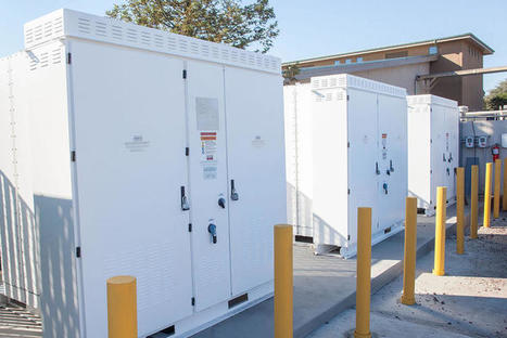 How Tesla's Commercial Batteries Have Changed The Future...For Winemakers? | In The Glass Wine and Spirits News | Scoop.it