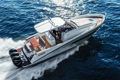 The Atlantis Verve Outboard Boats | Boatcare | New Boats | Scoop.it