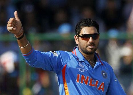 6 reasons why Yuvraj Singh still deserves the nation's respect - Latest Sports Buzz | Sandhira Sports | Scoop.it