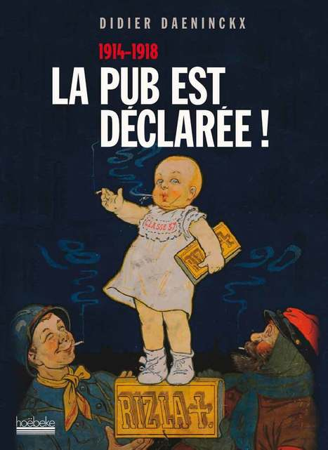 Rencontre avec Didier Daeninckx autour de « La pub est déclarée » mardi 8 décembre à 18h - [Archives départementales de Loire-Atlantique] | Histoire 2 guerres | Scoop.it