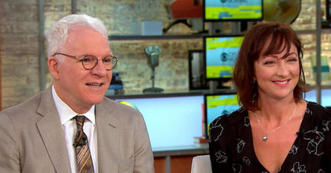 """Steve Martin and Carmen Cusack on musical """"Bright Star""""   Acoustic Guitars and Bluegrass   Scoop.it"""
