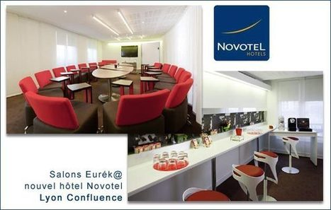 Le concept Eureka, les salles de réunion créatives dans le Novotel Lyon Confluence - Infos des entreprises : annonces, communiqués de presse - Lyon Entreprises   Espace de créativité   Scoop.it
