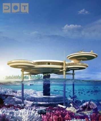 Underwater Hotel planned for Dubai | Scuba Diving Adventures | Scoop.it