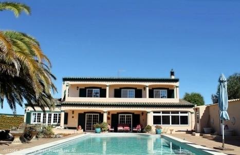 Impressive country side 3 bedroom villa with heated pool in Odiáxere, Lagos | Portugal Best Properties | Scoop.it