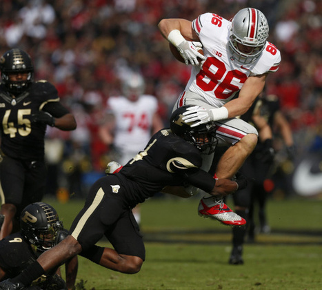 Football | OSU Insider: Buckeyes looking at logjam - Columbus Dispatch | Buckeye News | Scoop.it