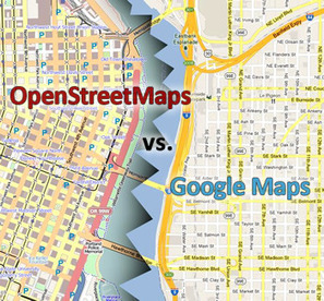 Wikipedia ditches Google Maps for OpenStreetMaps after price change | Maps | Scoop.it