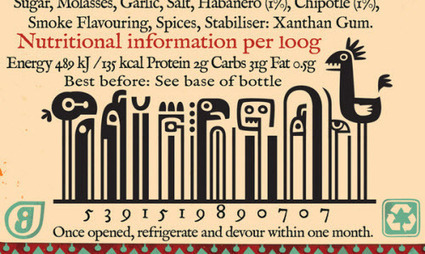 12 Creative Barcode Designs That (Amazingly) Work | Art and Design teaching | Scoop.it