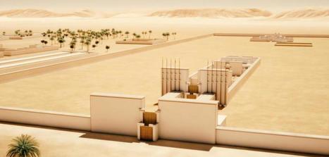 Amarna, la cité disparue d'Akhenaton | Ambiances, Architectures, Urbanités | Scoop.it