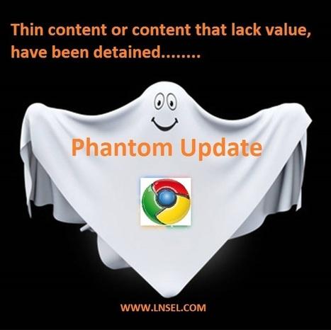 Google's 'phantom' algorithm update hits websites. How?   Digital Marketing   Scoop.it
