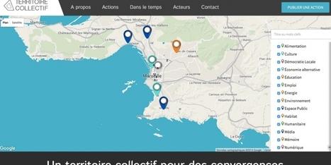 Territoire Collectif : une plateforme COLLABORATIVE de convergence des initiatives citoyennes à Marseille | actions de concertation citoyenne | Scoop.it