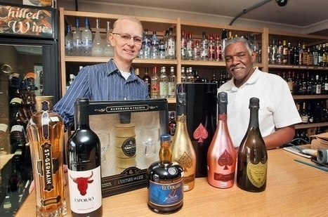 New liquor store promises to offer a wider selection - Royal Gazette | Wired Wines of Alentejo | Scoop.it