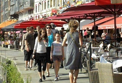 Les touristes sont enfin au rendez-vous , Honfleur 20/08/2012 - ouest-france.fr | Chambres d'hôtes et Hôtels indépendants | Scoop.it