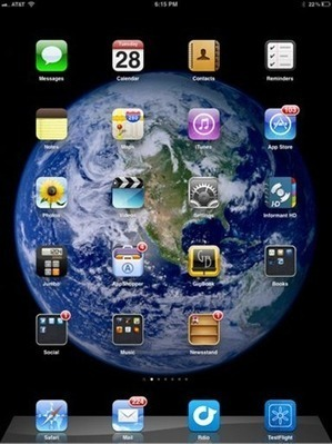 What's on Your iPad – with Rob LeFebvre — iPad Insight | iPads in Education | Scoop.it