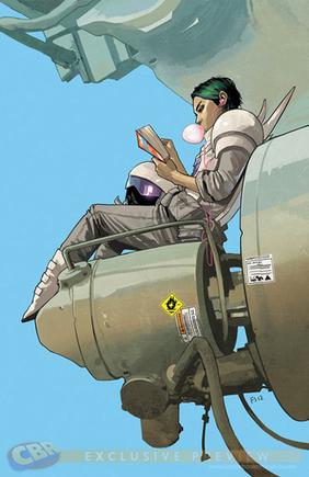Otra vez arrasó Saga | Comiqueando Online | comics y + | Scoop.it