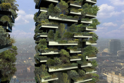 A Vertical Forest Is Growing in the Middle of One of Europe's Dirtiest Cities | The Body and expanded Cities | Scoop.it