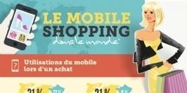 Infographie : La France est en retard sur le reste du monde en matière de m-shopping | Webzine m-commerce - METRO.fr | Scoop.it