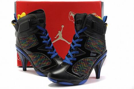 nike air jordan 6 heels black/blue online low price | popular collection | Scoop.it