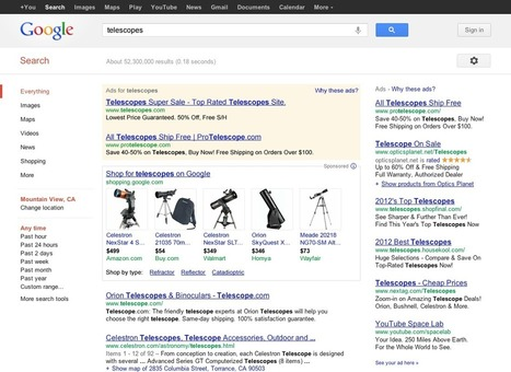 What's New With Google Shopping? - 'Net Features - Website Magazine | ColderICE | Scoop.it