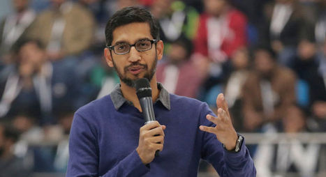 Google CEO Finally Chimes In on FBI Encryption Case, Says He Agrees with Apple   daily life and others   Scoop.it