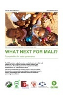 What Next for Mali? Four priorities for better governance in Mali | International aid trends from a Belgian perspective | Scoop.it