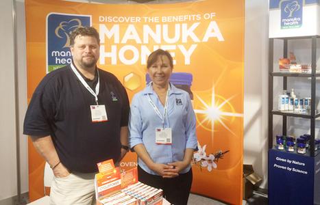 Manuka Health Team Brings the Best of New Zealand to Vitafoods Europe | Manuka Honey | Scoop.it