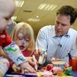 Stay-At-Home Mum Attacks Clegg On Childcare | welfare cuts | Scoop.it
