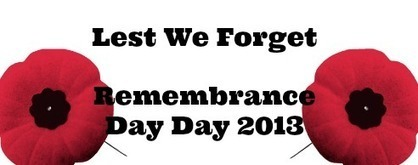 How To Teach Children About Remembrance Day | Primary School eLearning | Scoop.it