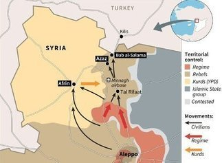 """M of A - The """"Race To Raqqa"""" Is Quickly Intensifying 