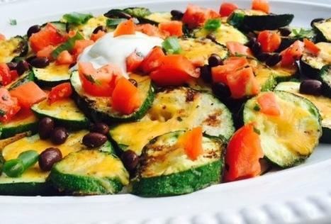 A Healthy Alternative to Traditional Nachos: Zucchini Nachos! | GMOs & FOOD, WATER & SOIL MATTERS | Scoop.it