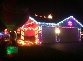 Christmas Lights at Oakridge Court | Christmas Goodies | Scoop.it