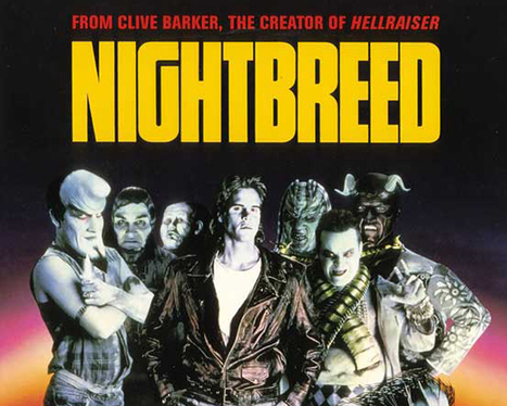 Nightbreed TV Series Moves Into Active Development - /Film | Nightbreed TV Show News (In Development) | Scoop.it
