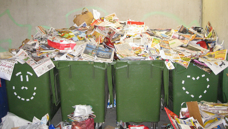 Does recycling cause you to consume more? - Mother Nature Network | The New Black Gold... | Scoop.it