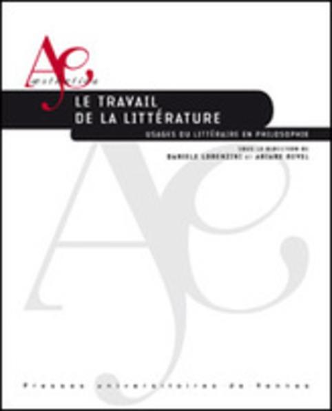 [Note de lecture] Le Travail de la littérature, par Marie Baudry | Poezibao | Scoop.it
