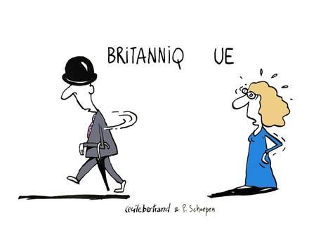 God save the Quit #brexit #cartoon | Copywriting, rédaction web et print | Scoop.it