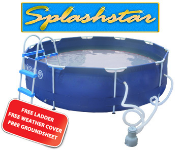 The ClO2 Method of Pool Maintenance   Beat The Heat with Above Ground Swimming Pools   Scoop.it