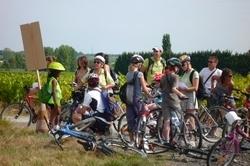 La Rentrée du Vignoble à Vélo Dimanche 4 septembre 2011   Balades, randonnées, activités de pleine nature   Scoop.it