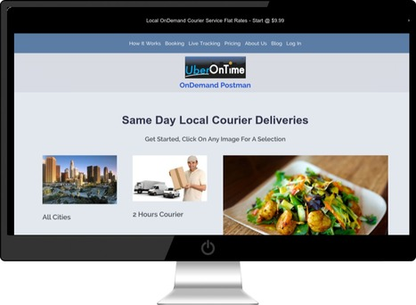 Same Day Courier Service | On-Demand Postman Delivery | Scoop.it