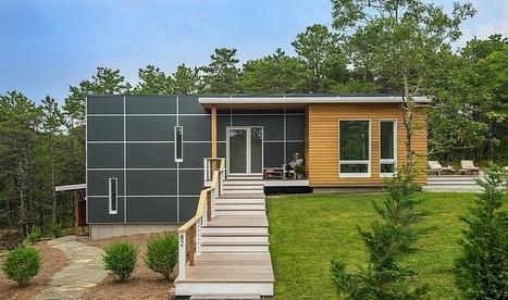 Wellfleet House - Modern Green Home by ZeroEnergy Design | Architecture and Interior Design | Scoop.it