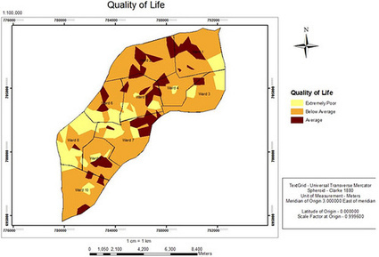 Can quality of life be mapped? | Kaid Benfield's Blog | Switchboard, from NRDC | Urban Choreography | Scoop.it