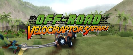 Raptor Safari | Online Web Games | Scoop.it