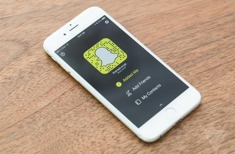 Как Snapchat завоевывает внимание брендов: платформы, спонсорские линзы, кейсы компаний | MarTech : Маркетинговые технологии | Scoop.it