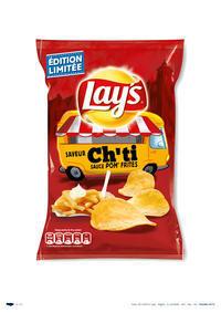Lay's créatif sur les chips   Marketing de la grande consommation   Scoop.it