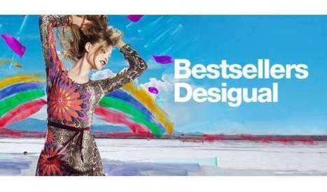 The Desigual Clothing Brand is Available in the UK via Iwearchic.com | Online Clothing Shopping | Scoop.it