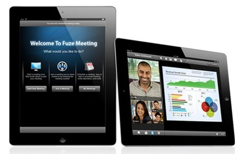 Web and HD Video Conferencing Across Mac, PCs and Smartphones: Fuze Meeting | Singularity Scoops | Scoop.it