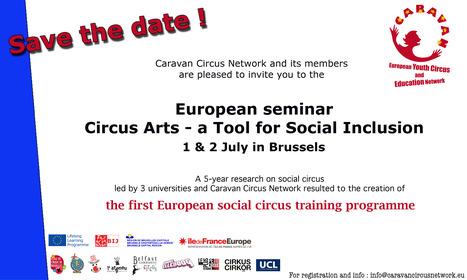 Objectives | CARAVAN | appel à projets innovation sociale | Scoop.it