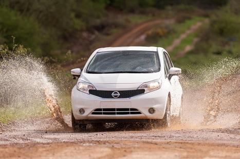 Et Nissan inventa la peinture autonettoyante - L'argus | Actualités carrosserie et automobile | Scoop.it