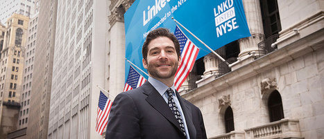 LinkedIn CEO Jeff Weiner: Managing Sky-rocketing Growth | What I Wish I Had Known | Scoop.it