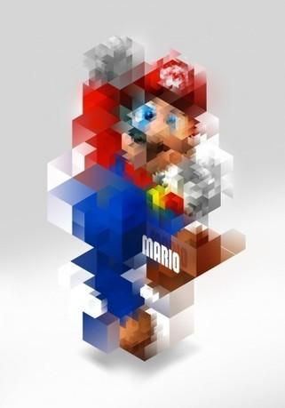 Insolite : une trentaine de choses à savoir sur Mario | Biliothecaire numerique | Scoop.it