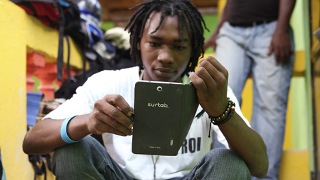 A Small Tablet Company Brings High-Tech Hopes To Haiti - NPR (blog) | Developing Country-Haiti | Scoop.it